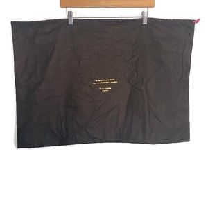 Large Kate Spade Brown Dustbag